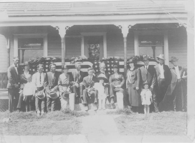 Rogers Family 1921
