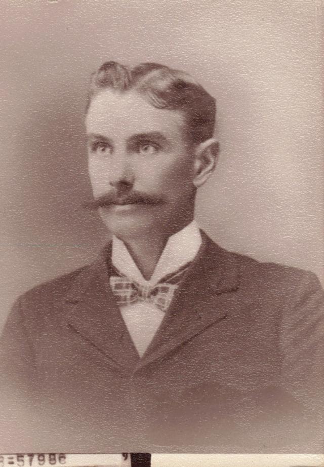 Charles Isaac Rector B 1-20-1864