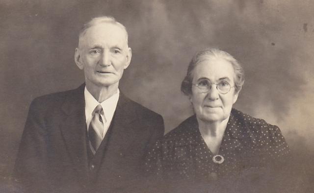 John & Edna Sullins