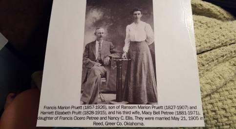Macy Bell Petree Pruett